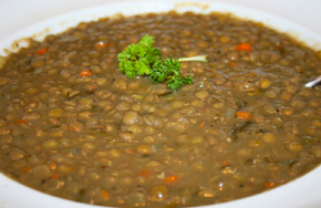 Lentils for ParshasToldos