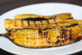 Make-Your-Own Grilling Sauce + Grilled Plaintains Bonus Recipe