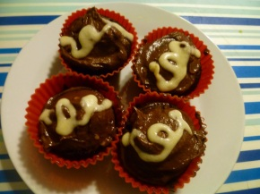 Nostalgic Cupcakes