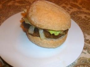 The 'meatiest' veggieburgers