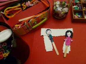 Vacation day arts &crafts