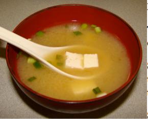 Minute soup