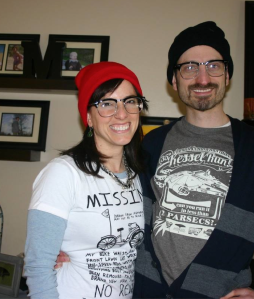 At least we can pretend we're 20-something hipsters on Purim, right?