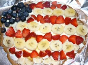 Healthy 'American' pie
