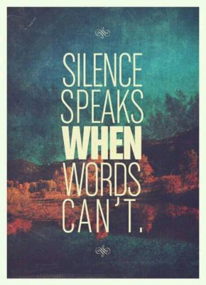 Lessons Learned inSilence